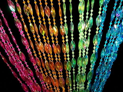 бисерные шторы.