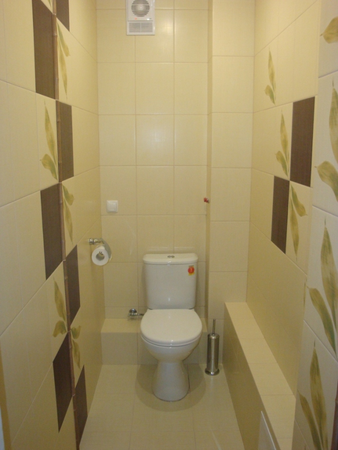 Как сделать недорогой ремонт в туалете своими