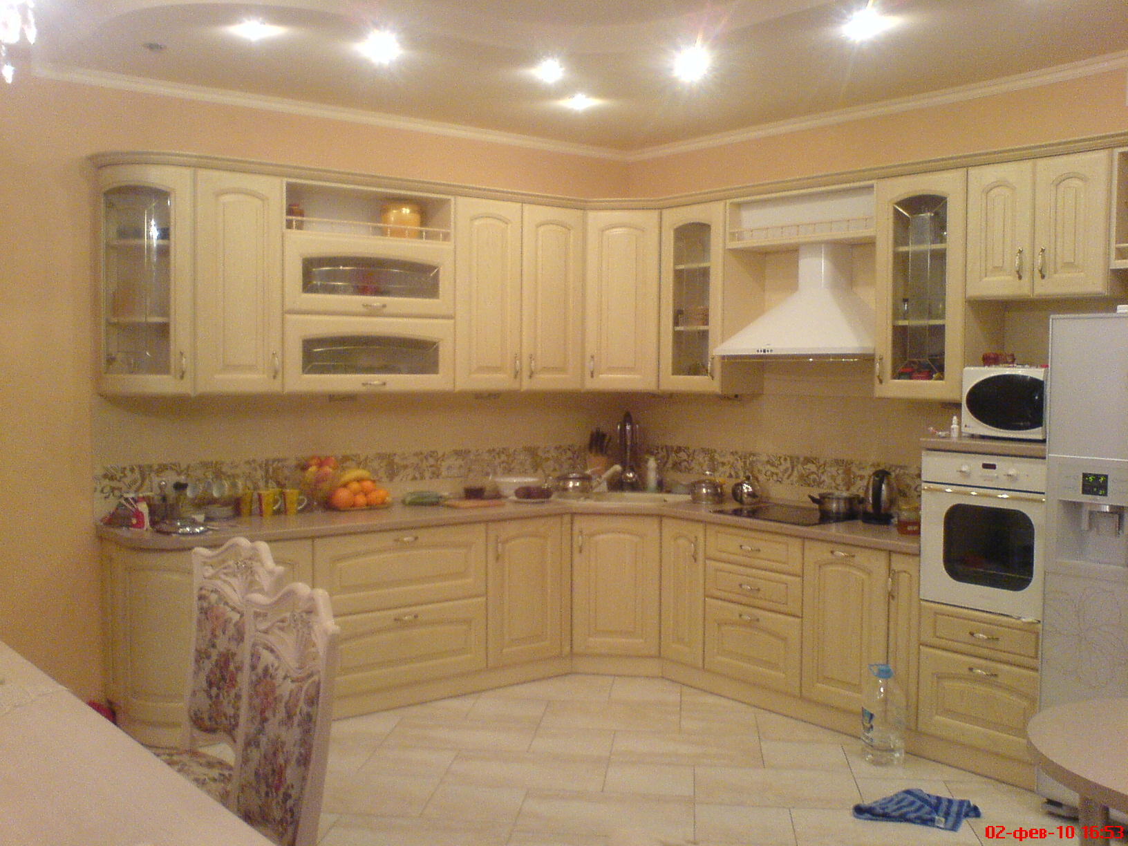 Ремонт студии: зал, кухня, гостиная.