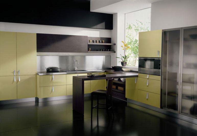 Встроенная кухня за и против