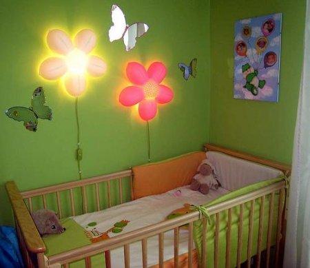 """Освещение спальни. Если ваша спальня и детская совмещены. """" УниверДом"""