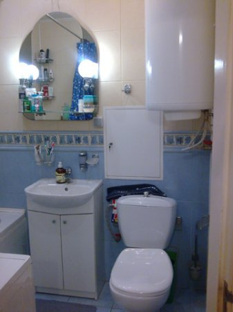 Как я создавала интерьер в своей ванной