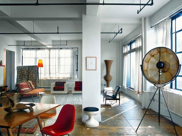 Дизайн интерьера маленьких комнат