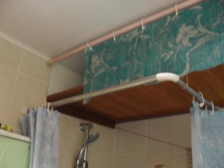 Как сделать полки для ванной