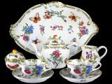 История английской чайной посуды