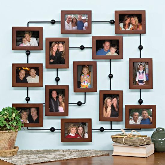 Рамки для фото своими руками на стену из картона