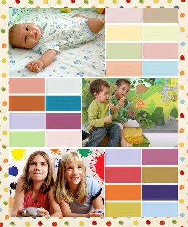 Семь золотых правил обустройства детской комнаты