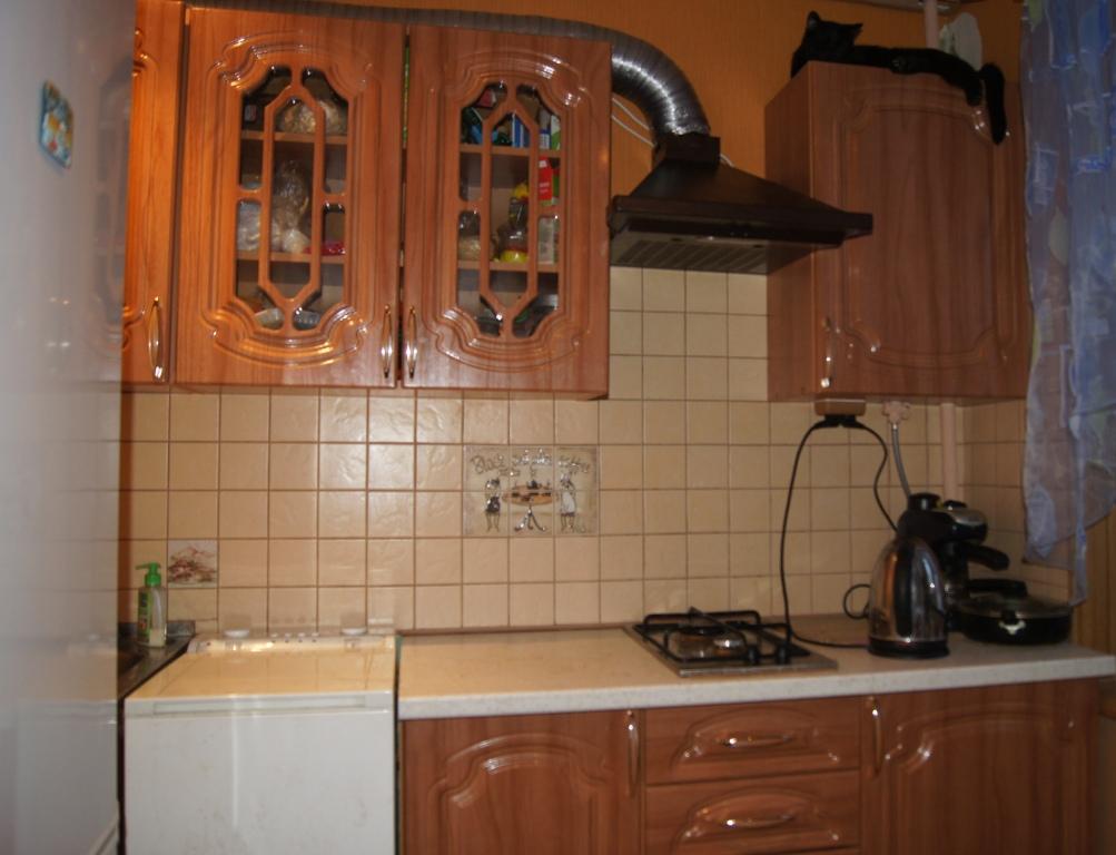 Ремонт в маленькой кухне своими руками фото