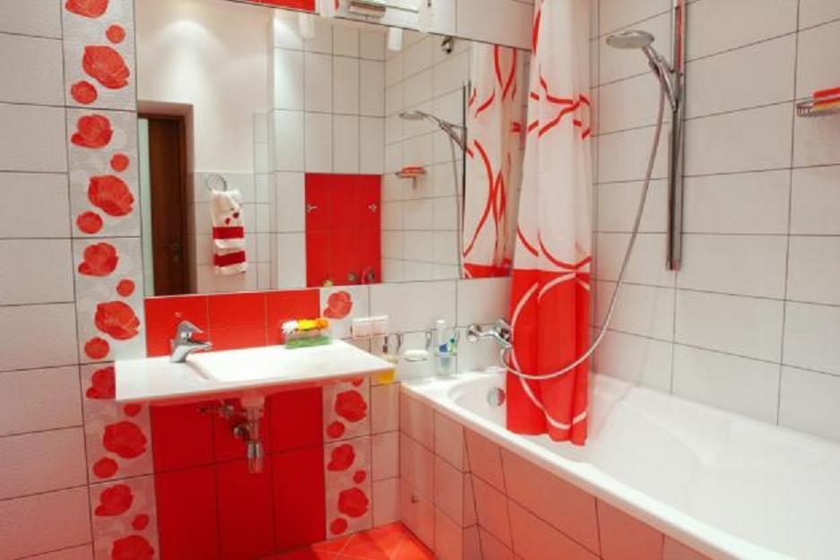 Ремонт плиткой в ванной дизайн