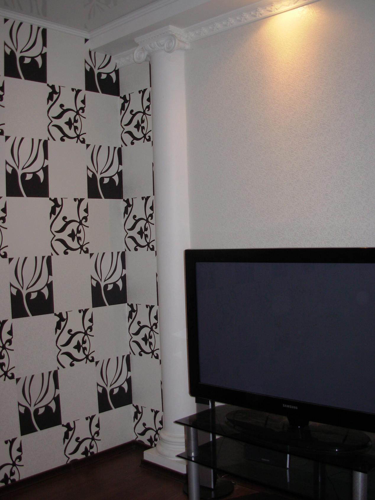 Дизайн интерьер гостиной универдом