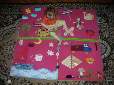 """Развивающий чудо-коврик для доченьки когда дочурке было около трех ... """" sxe-anticheat.ru"""
