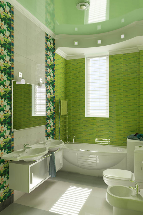 Ванной дизайн ванной комнаты