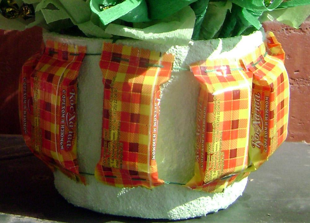 Вязание комбинируем с тканью 953
