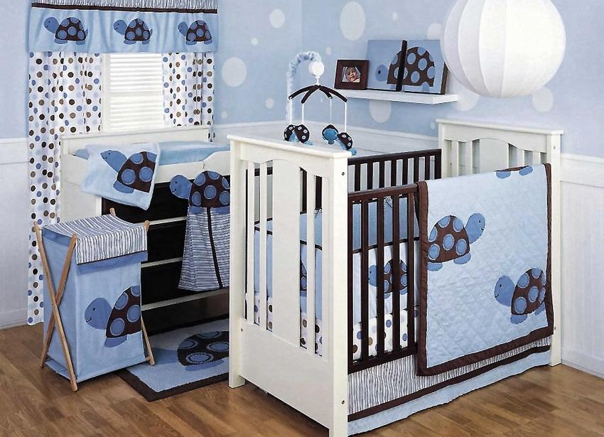 Детских комнат новорожденным