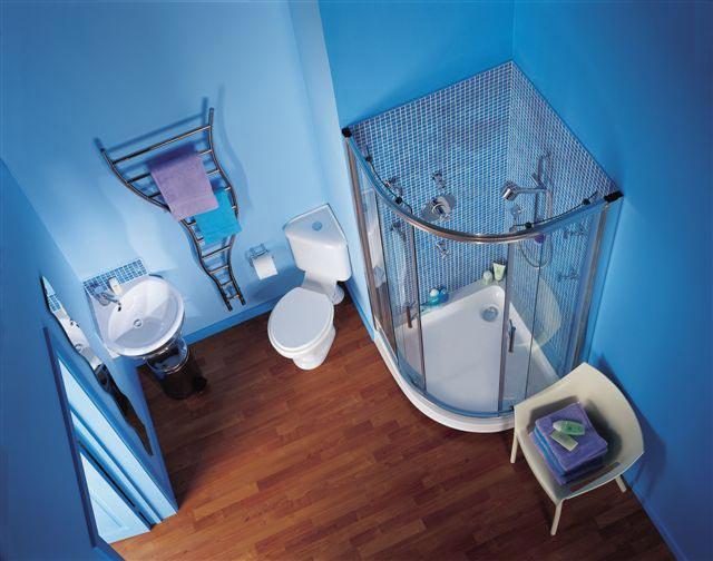 Фото по статье В большинстве случаев наши ванные комнаты имеют