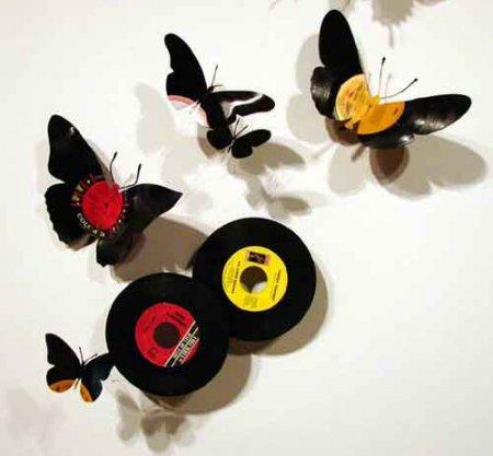 Стильные бабочки