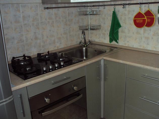 Кухни своими руками 6 кв фото