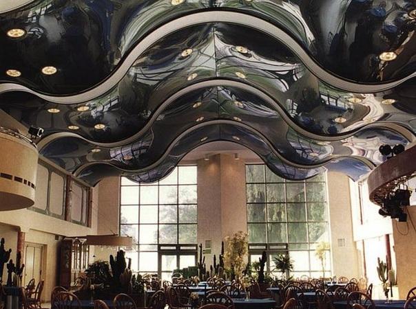 Дизайн сложного потолка