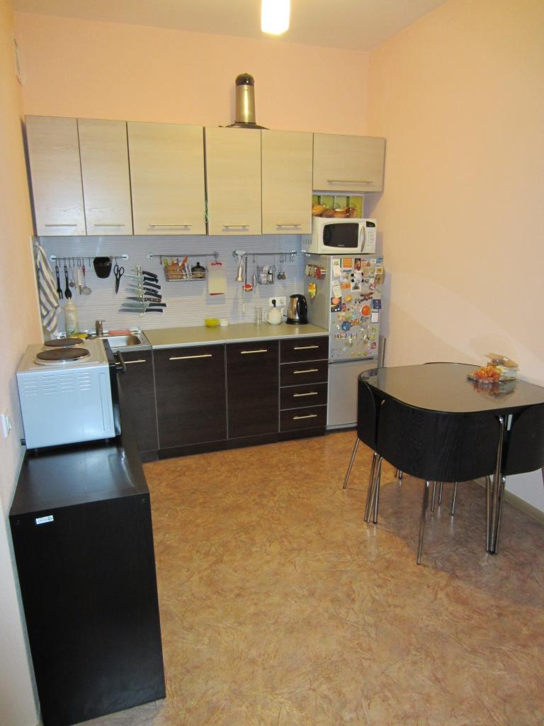 Дизайн квартиры студии 20 кв м кухни