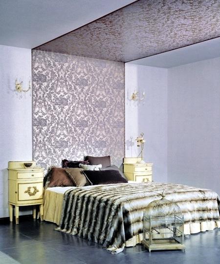 Описание: каталог обоев для спальни - Мебель.  Автор: Кира.