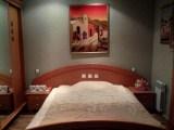 Спальня - закат солнца