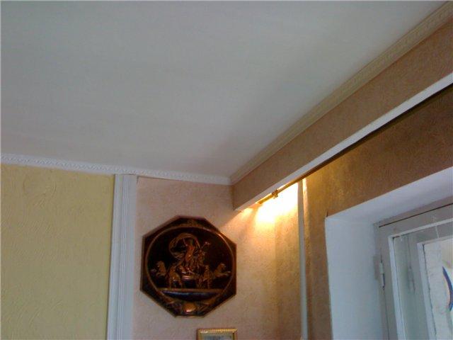 Как сделать ниши под потолком - Gallery-Oskol.ru