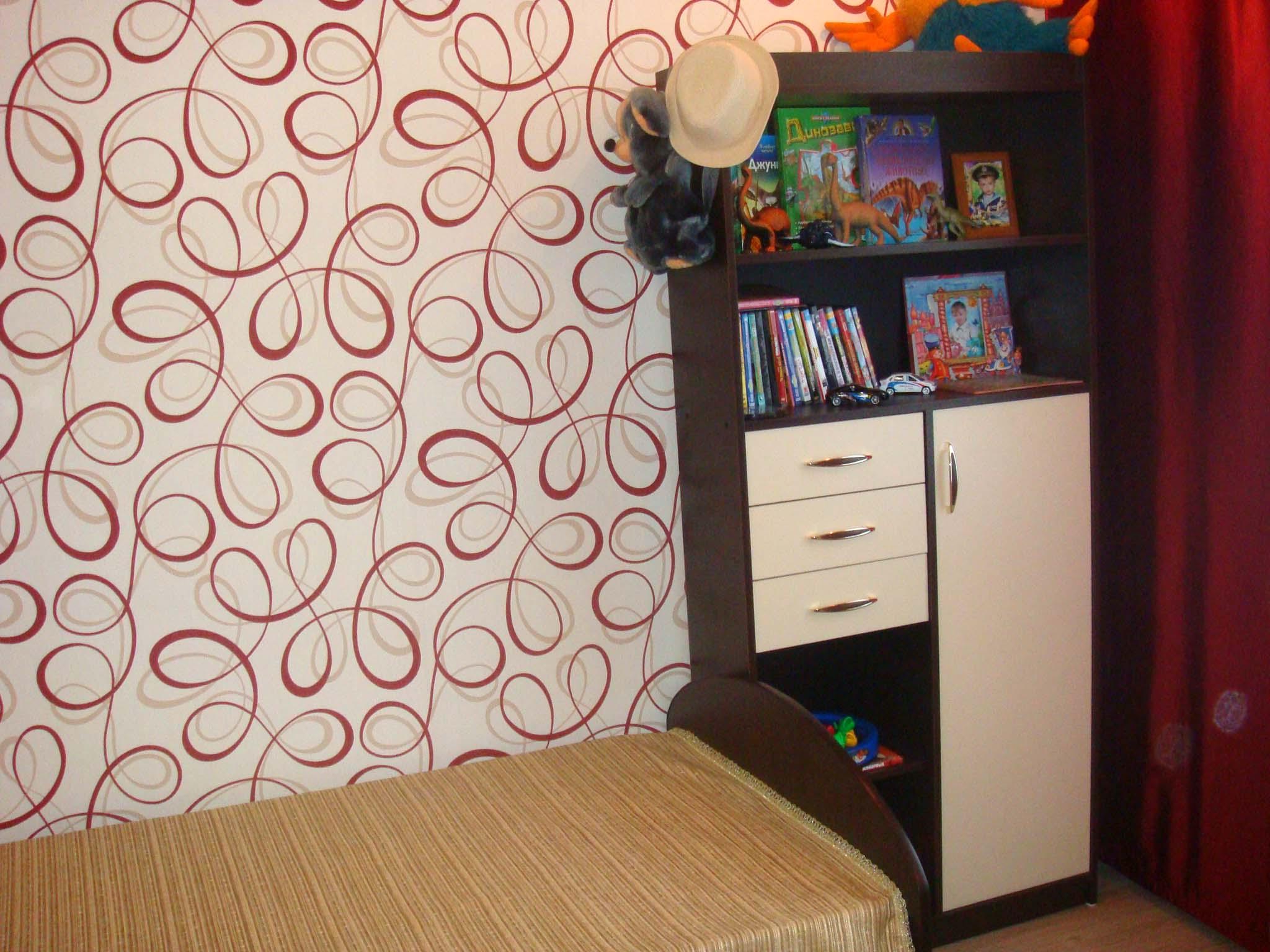 Шкаф пенал для детской фото