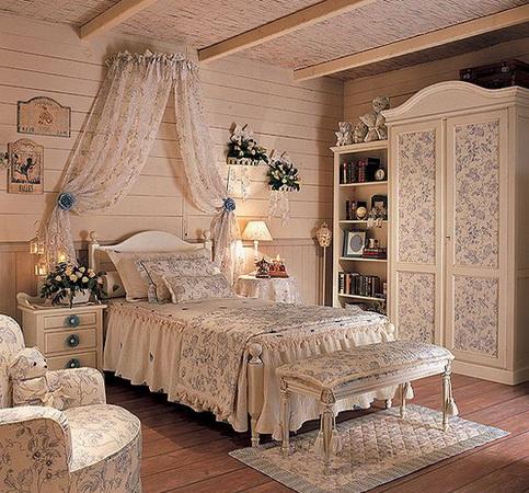 спальня в стиле прованс райский уголок в вашем доме универдом