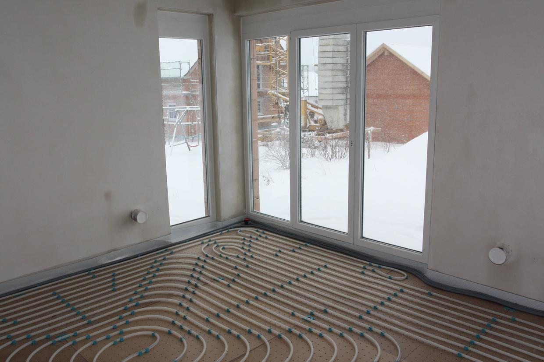 Фото окна в пол