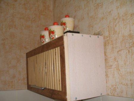 Навесной шкаф на кухню своими руками 38
