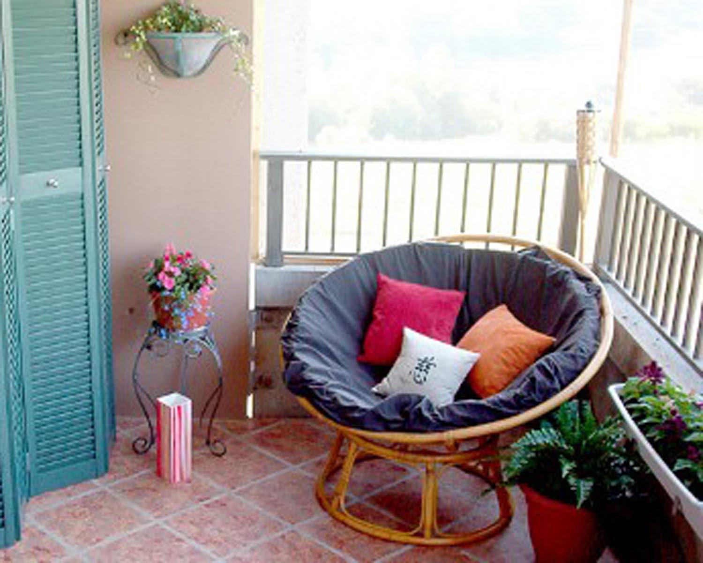 Отдыхаем на балконе дизайн. - остекление лоджий - каталог ст.