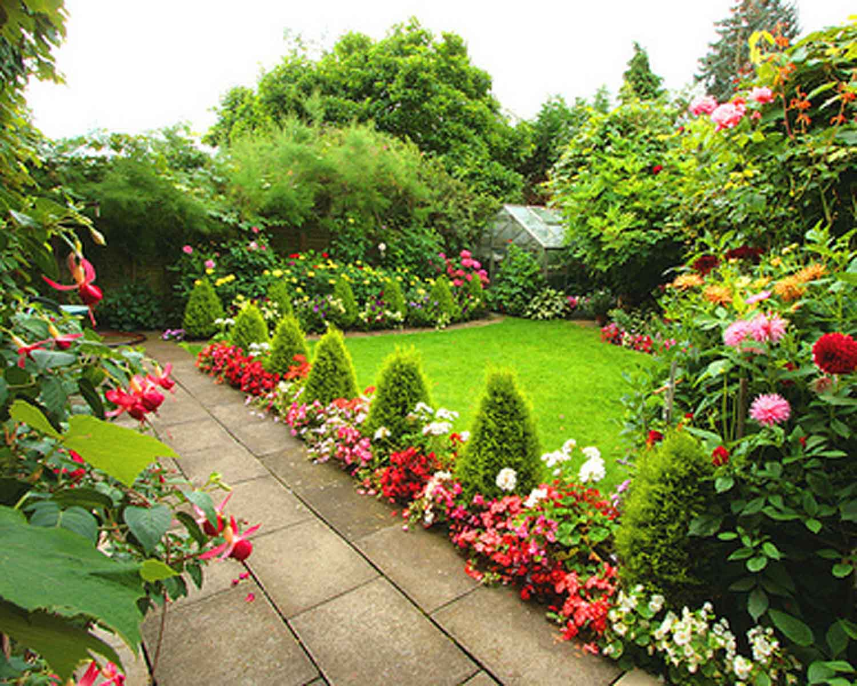 Идеи для сада красивый сад