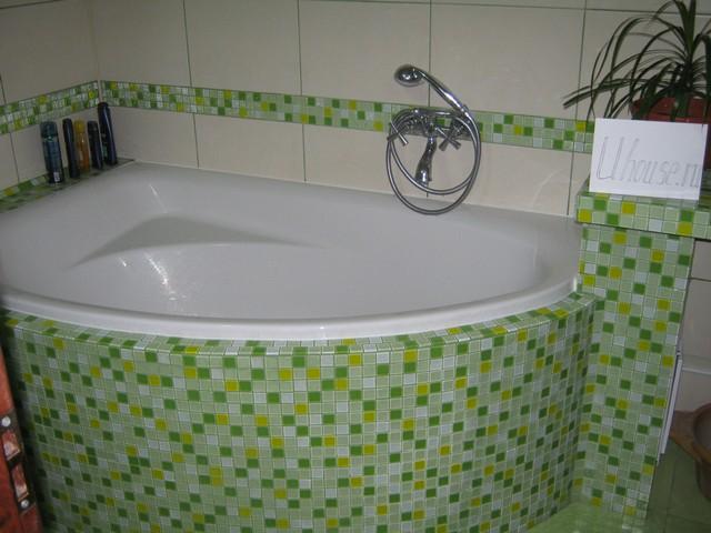 Экран раздвижной под ванну своими руками