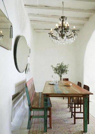 Рустикальный стиль в дизайне интерьера