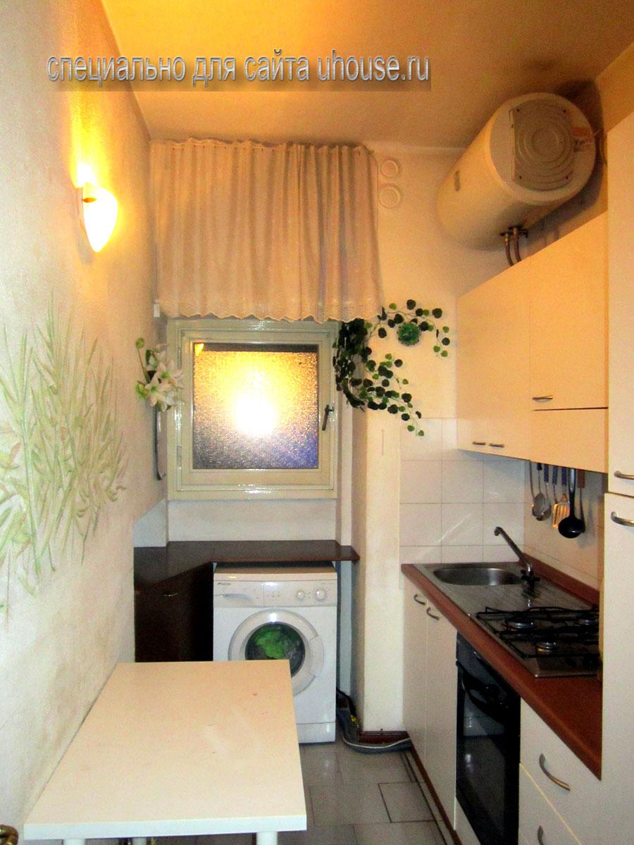 Дизайн маленькой кухни в Хрущевке: 100 фото идей