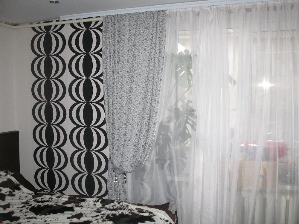 Дома с интерьером спальней