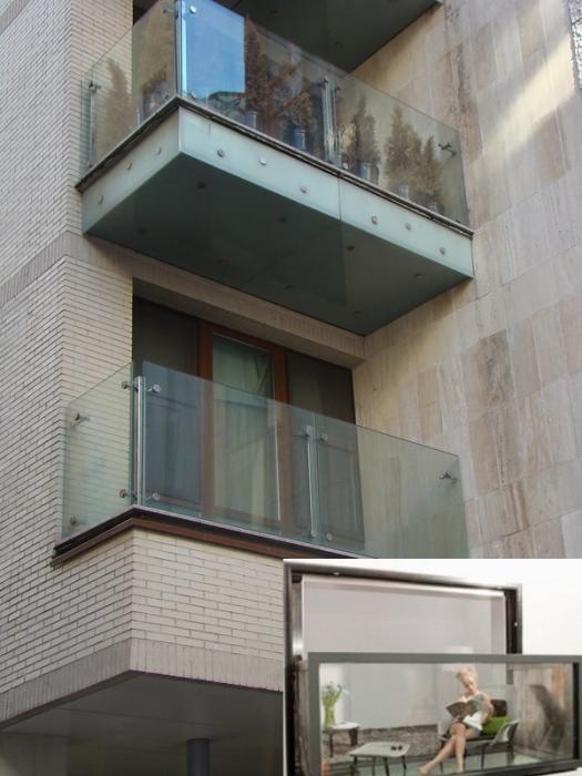 Или живой уголок на балконе или лоджии
