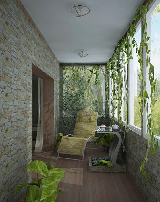 Идея №8 балкон в стиле поп арт и такое