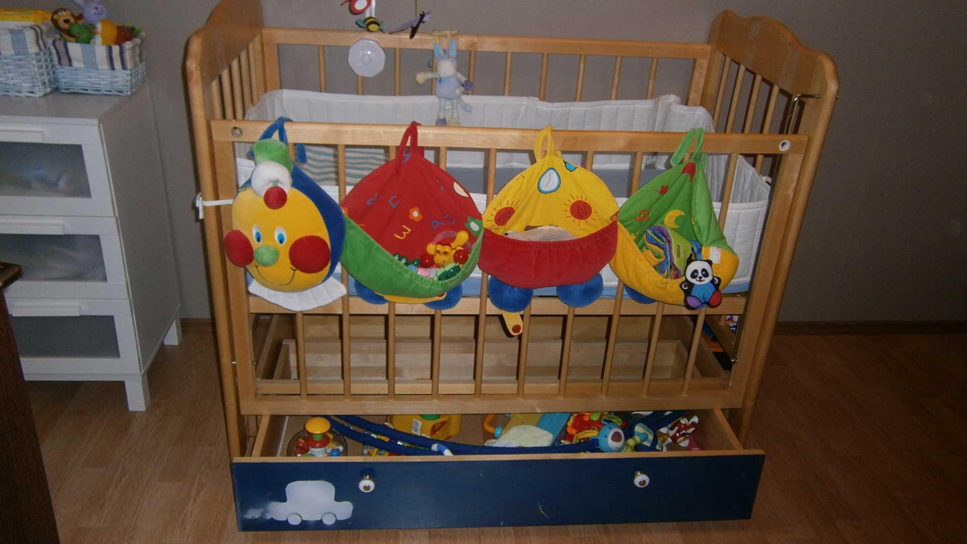 Кровати покрашенные своими руками детская