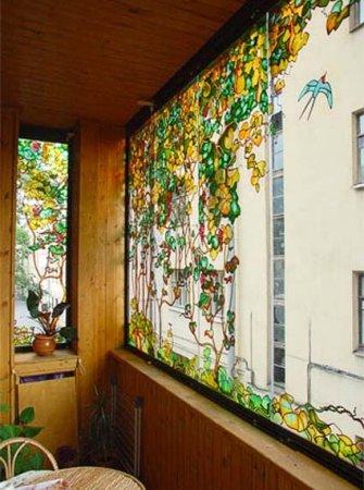 Необычные идеи для балкона или лоджии