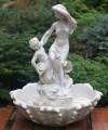 Красота и здоровье дома: фонтан в интерьере