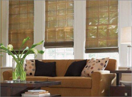 Жалюзи и шторы: изготовление на заказ от компании АКМЭ.