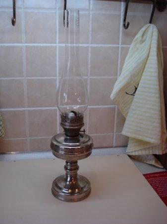 Волшебная лампа Дюймовочки