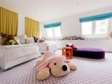 Триплекс в интерьере детской комнаты