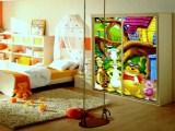 Уникальный скинали в интерьере детской комнаты