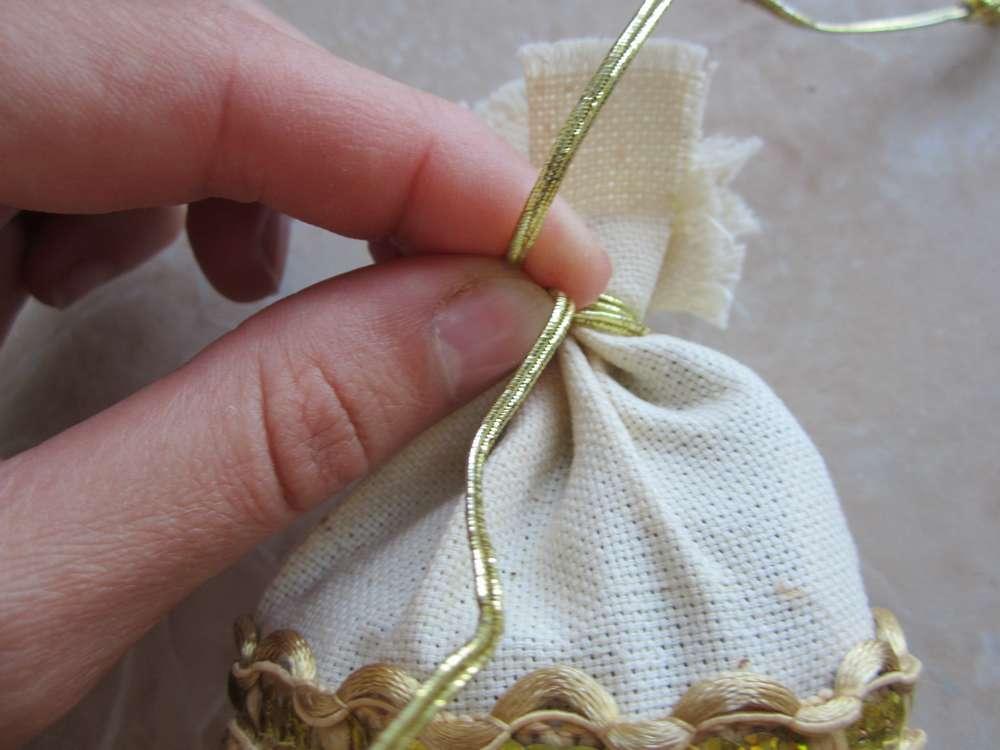 Как сделать мешочек оберег своими руками 73