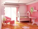 Экологичность предметов и материалов интерьера – отправная точка оформления детской комнаты.