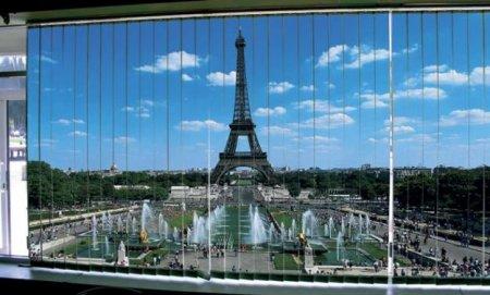 Фотошторы – модный пейзаж на вашем окне