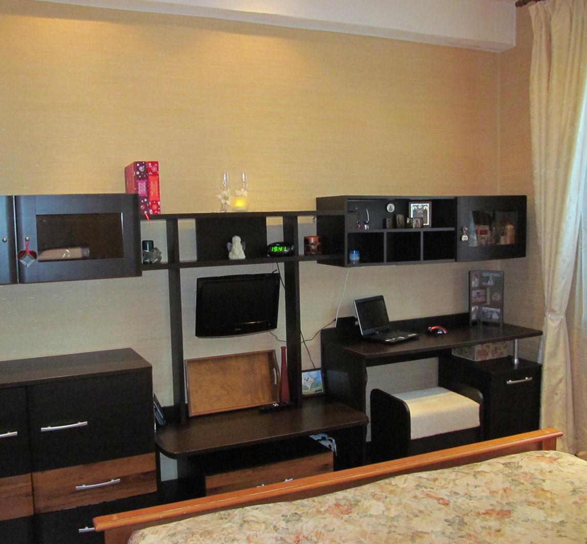 Дизайн комнаты 3 на 7