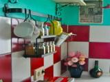 Рейлинги и комфорт на кухне